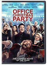 Office Christmas Party (DVD 2016) NEW* Comedy* Adventure NOW SHIPPING !