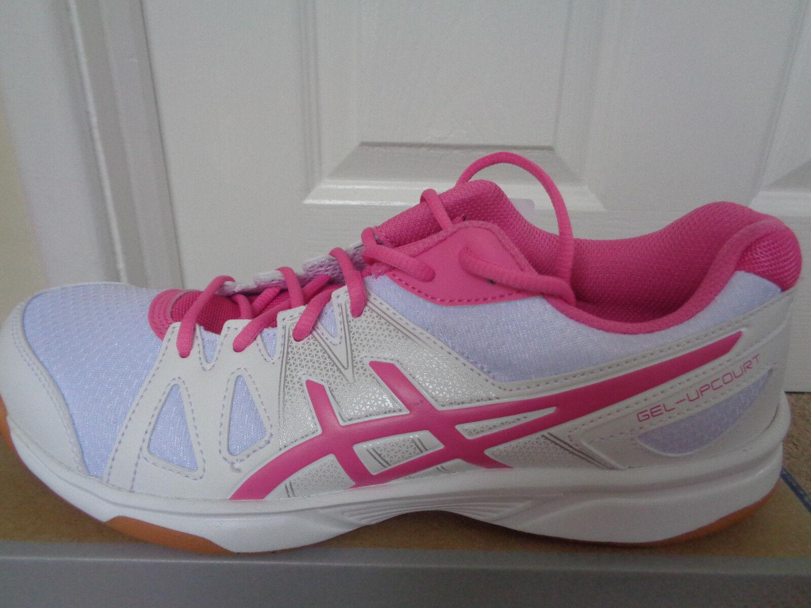 Asics Gel-Upcourt womens trainers shoes B450N 0120 uk 7.5 eu 41.5 us 9.5 NEW+BOX