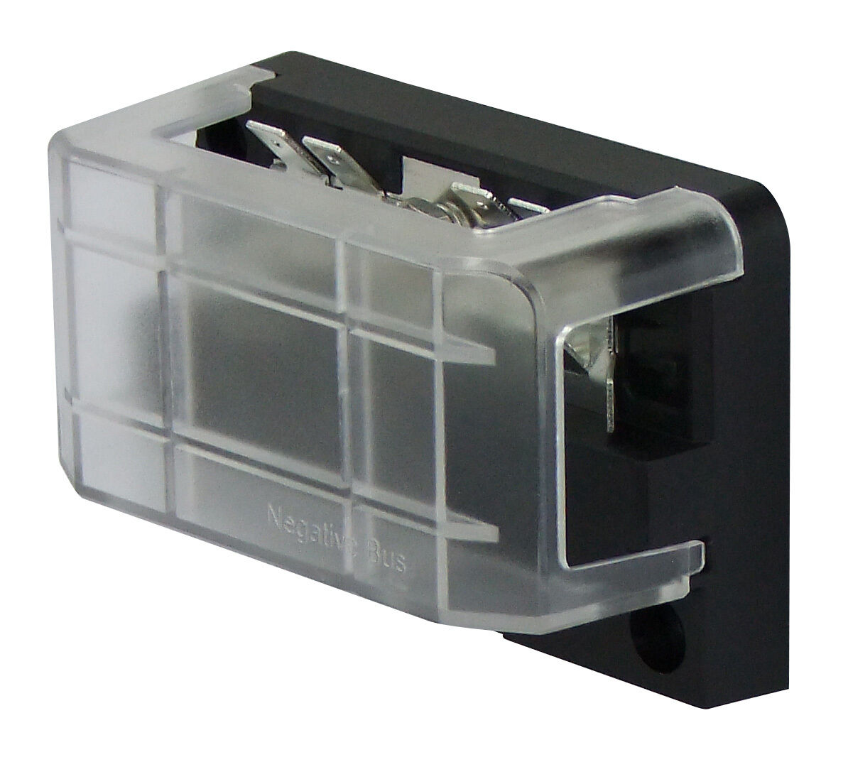 Buss bar way with circuit fuse box modular kit v