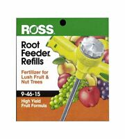 Ross Fruit & Nut Tree Root Feeder Refills 12-pack 13370, New, Free Shipping on sale