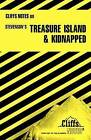 Notes on Stevenson's  Treasure Island  and  Kidnapped by Gary Carey (Paperback, 1974)