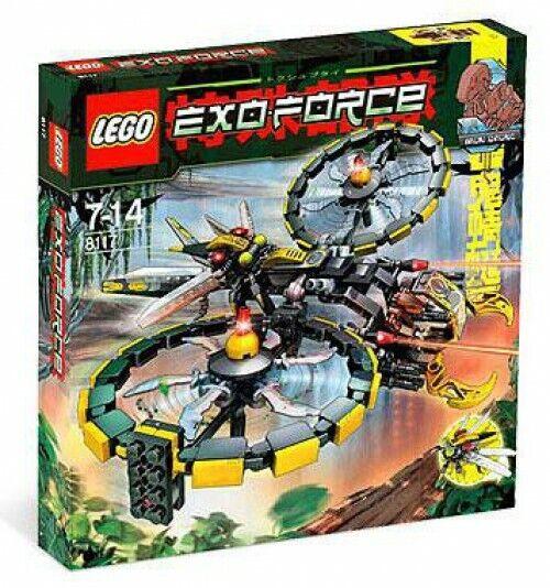 LEGO Exo  Force Storm Lasher Set  8117  online economico
