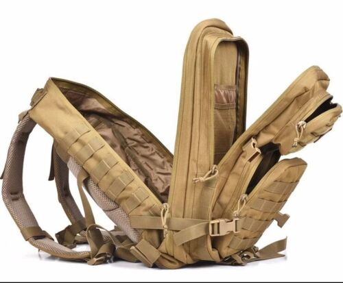 40L Military Tactical Backpack Large Army 3 Day Assault Backpack,Survival backpa