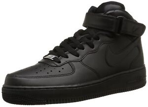 wholesale dealer e774a 97d62 Image is loading Nike-Mens-Air-Force-1-Mid-07-Basketball-