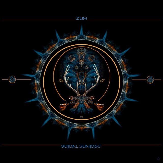 ZUN - BURIAL SUNRISE  VINYL LP NEW