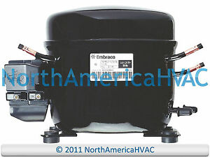 image is loading aea4440yxa-tecumseh-replacement-refrigeration-compressor -1-3-hp-