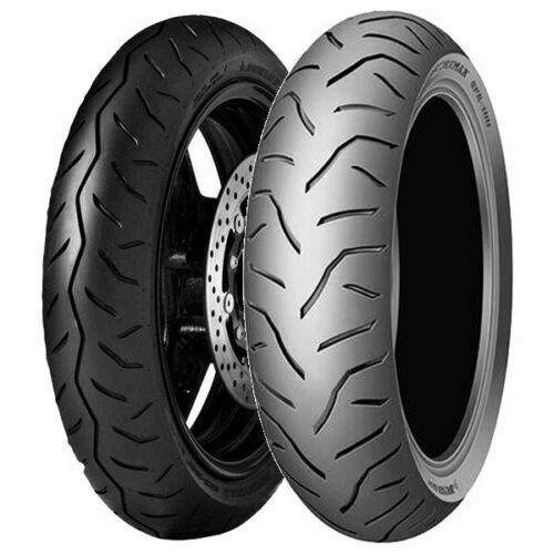 COPPIA GOMME DUNLOP 120//70-14 55H GPR-100 160//60-15 67H GPR-100 M