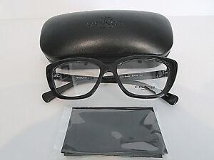 a15ab98132 Details about Coach HC6090 HC 6090 5002 Black Eyeglasses Rx-Able Frame
