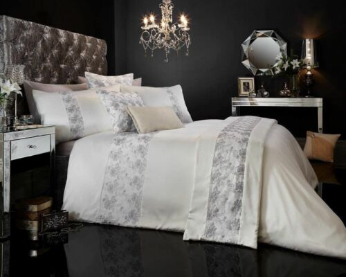 New Gaveno Signature Luxury Embroidered Flavia Bed Set Size /& Colour Choice