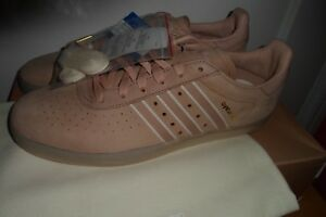 289c9cd58 Adidas Originals x Oyster Holdings 350 in Ash Peach Core White Gold ...