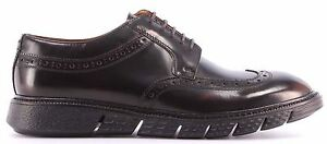 Cuir Homme Chaussure Bu2883a Classique Abrasivato Barracuda Lacets Tmoro Marron CCHYw5x