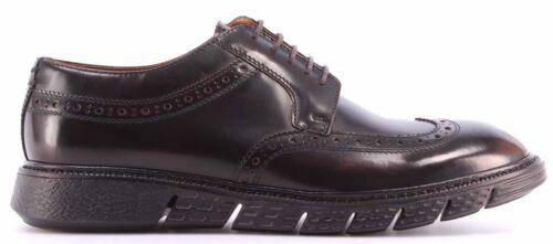 Chaussure Marron Homme Tmoro Lacets Bu2883a Abrasivato Classique Cuir Barracuda zpwAz