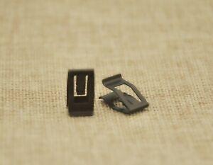 10pcs Ford Intérieur Dashboard Instrument Panel Metal Noir Cage Clip-afficher Le Titre D'origine Divers Styles