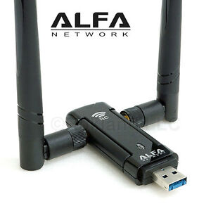 Image Is Loading Alfa AWUS036AC 802 11ac 867 Mbps Long Range
