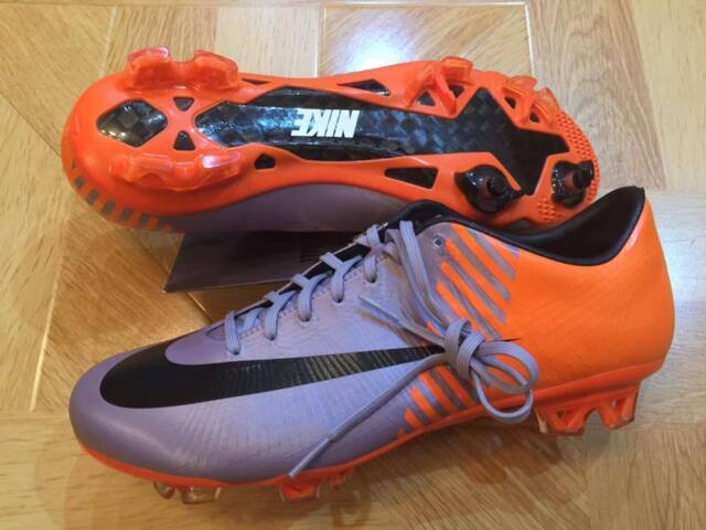 reputable site 3d145 94947 Nike Mercurial Vapor Superfly II 2 FG WC WORLD CUP 100% Authentic Size 10 US