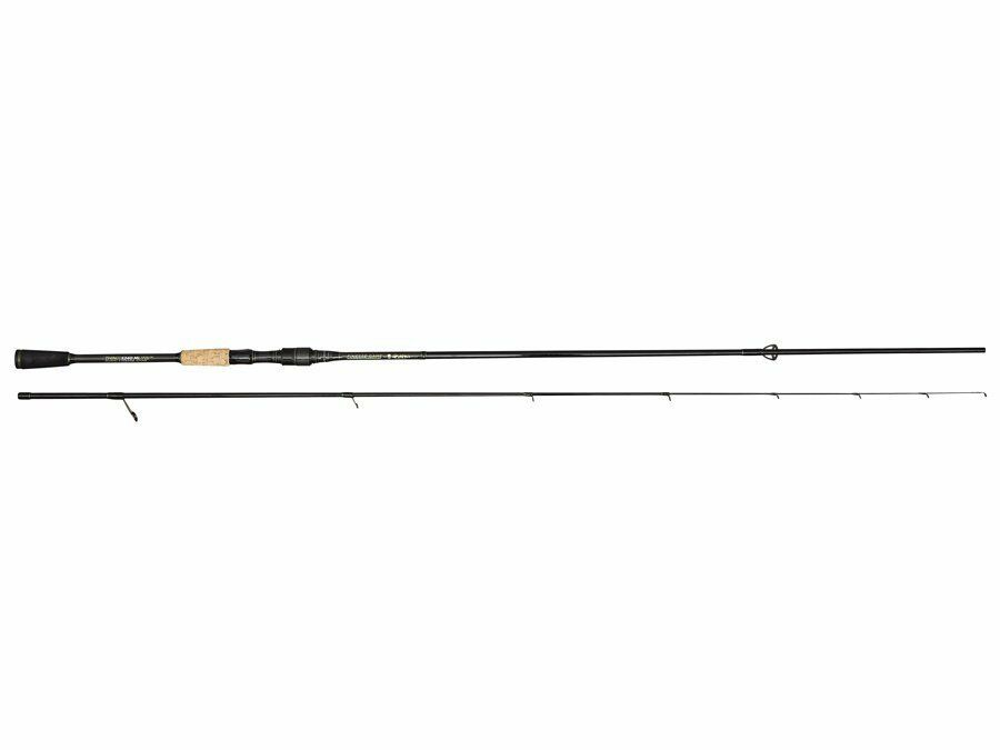 Gunki Finesse Game 2.10m - 2.70m 2-section Spinning Canne da pesca NUOVO 2019