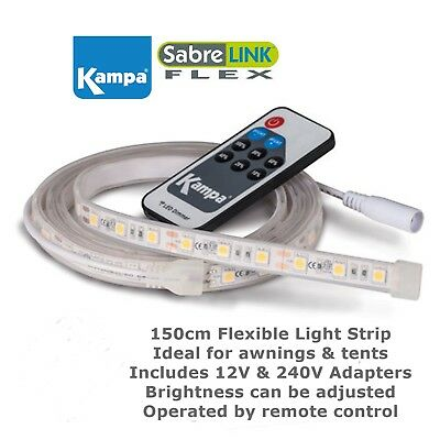 Kampa Sabre Link 48 Bright LED Add-on Kit Tent Awning Light