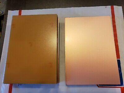 .030 1 oz. 3 x 4 18 pcs  Single Sided Copper Clad Laminate PCB  FR-4