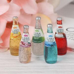 2-5Pcs-1-12-Dollhouse-Miniature-Fruit-Drink-Bottle-Doll-House-Accessories-Toy-3C
