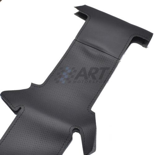 Lenkradhülle kundenspezifisch für Bmw Z3 ohne Multifunktions Leder glatt+