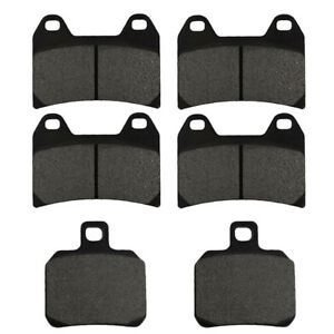 Brake-Pads-Front-Rear-Kit-For-Aprilia-RSV1000-Tuono-Mille-R-SL1000-Falco