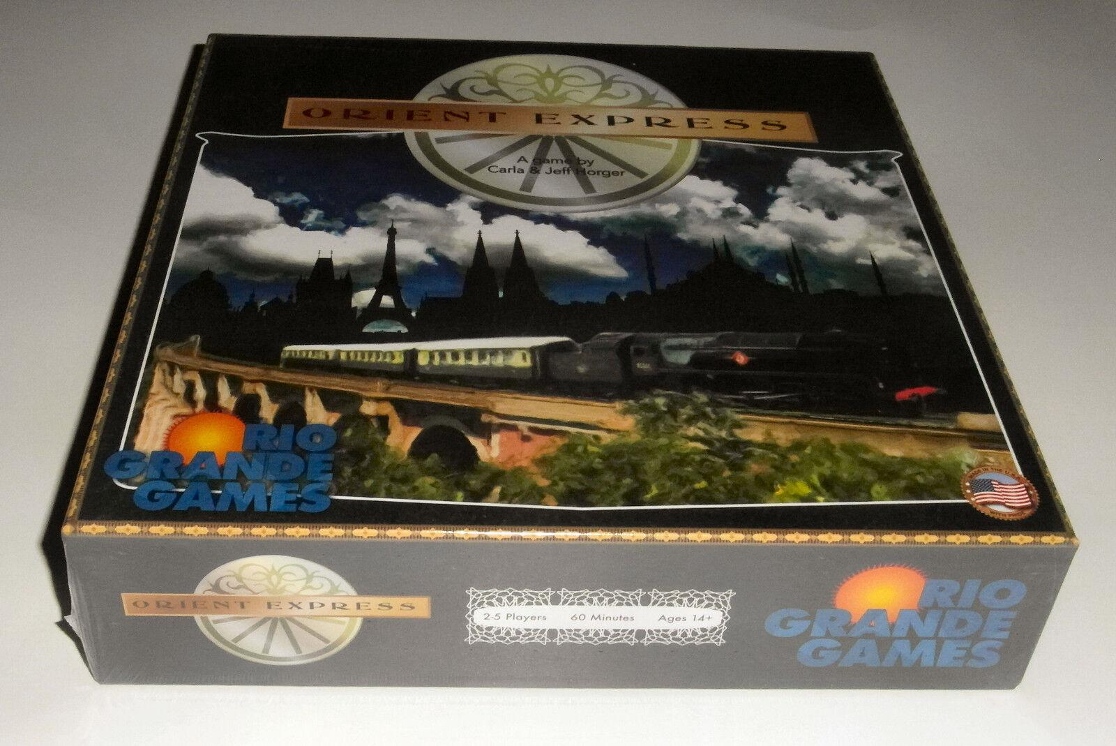Orient Express - Rio Grande Games - 2017