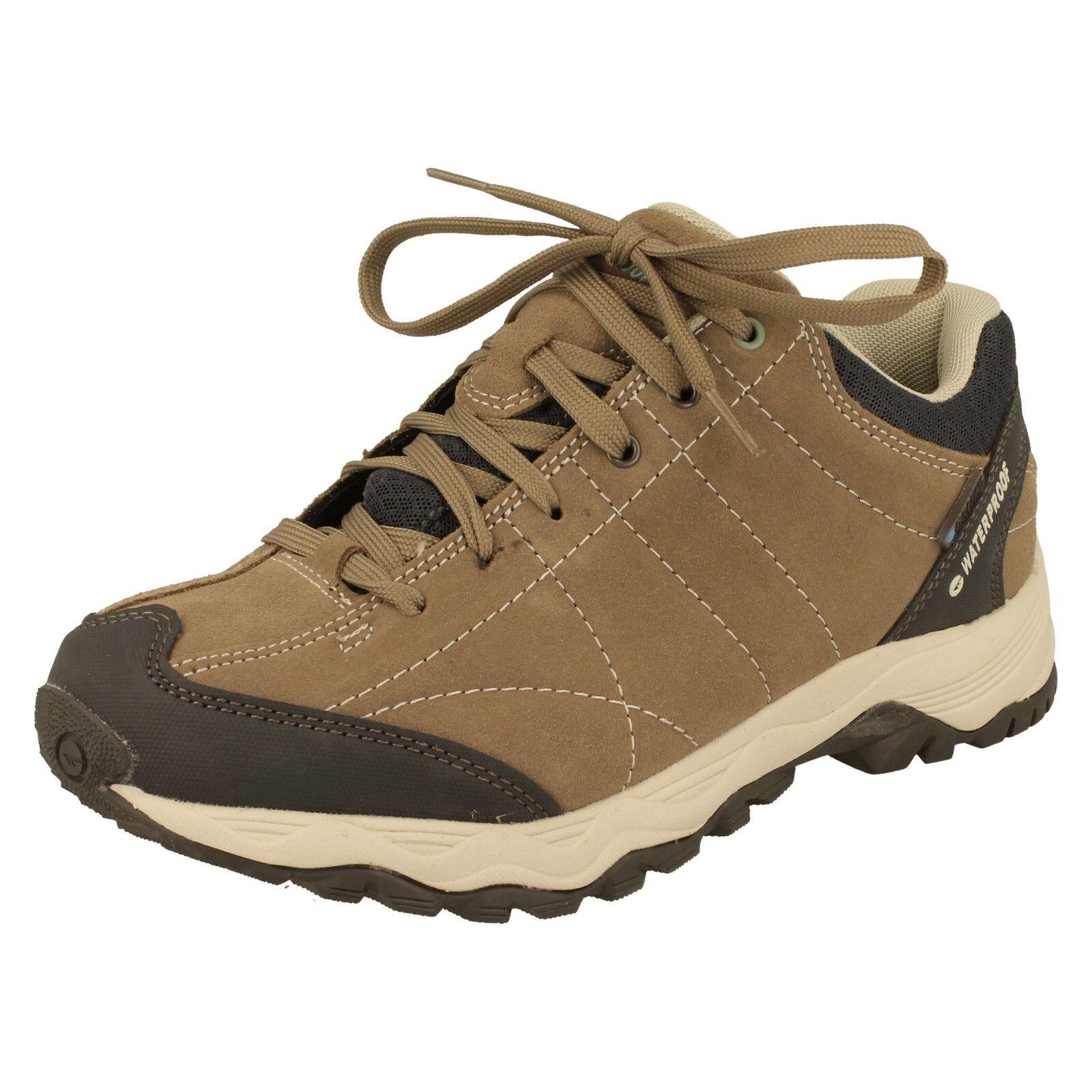 Mujer Hi-Tec Zapatos Para Andar WP - Libero WP Andar 280386