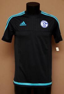 Adidas Training Trikot Fc Schalke 04 Kids 201516 Gr 176 Neu Ovp