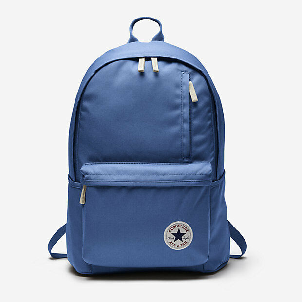 1e144ac9a4ea Converse Original Chuck Taylor All Star Large Backpack Laptop Book Bag  Oxygen Blue for sale online