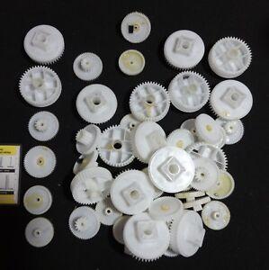 Engrenages Boîte De Vitesses-engrenage Plastique Divers Lt. Photo-afficher Le Titre D'origine Attrayant Et Durable