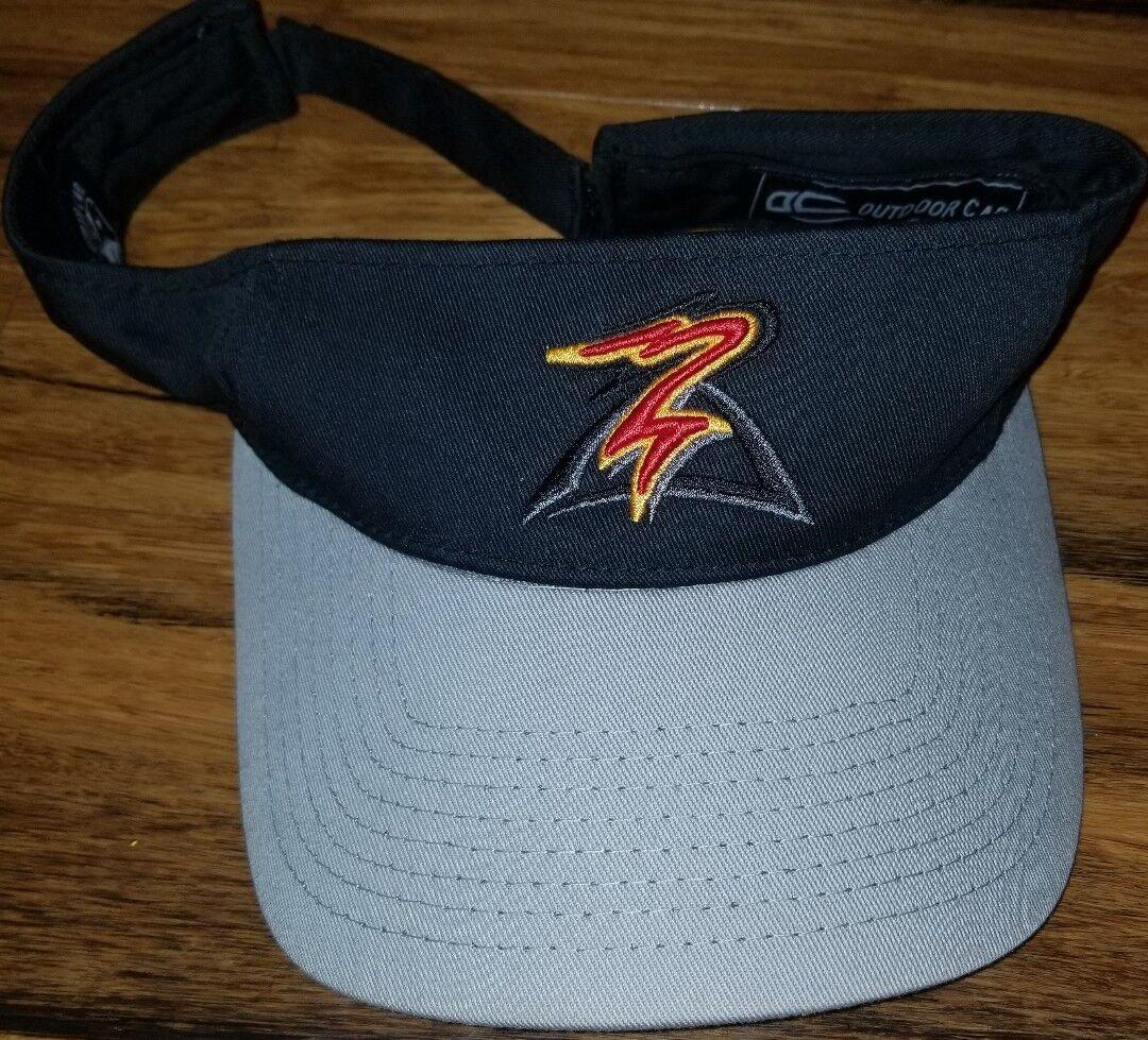Salem-Keizer Oregon Volcanoes Minor coaches League Baseball Black Cap Hat coaches Minor visor 8de3b3