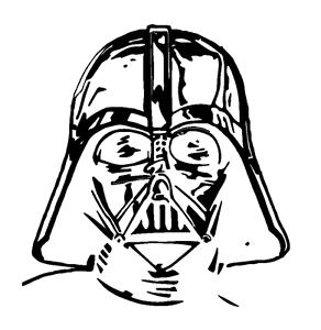 Star Wars Empire Darth Vader Decal Vinyl Truck Car Sticker Motors ...