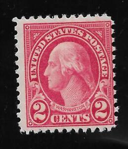 US-1926-Sc-634-2-c-Washington-Mint-NH-Crisp-Color