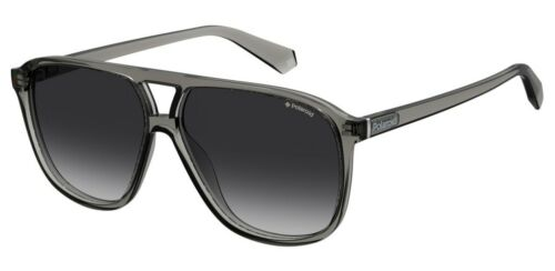 Polaroid PLD6097S Unisex Pilot sunglasses with Polarized lens