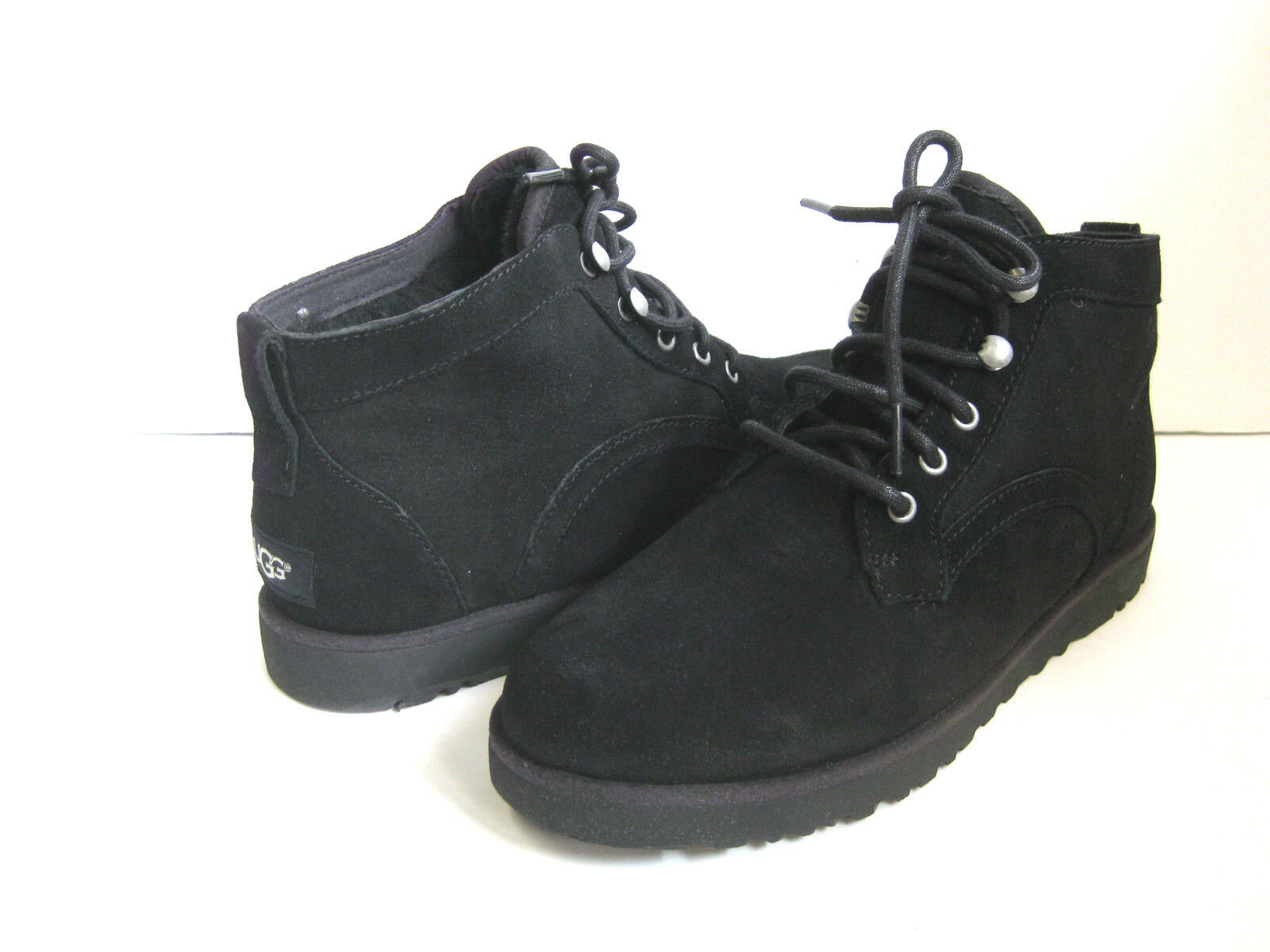 UGG BETHANY WOMEN ANKLE BOOT SUEDE SCHWARZ US 12 / UK 10.5 / EU 43