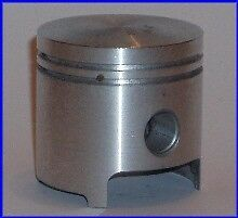 KIT SET PISTON PISTONE KOLBEN CON FASCE BETA 80 Cross Cil.Alluminio Cromo