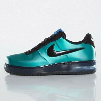 NIKE AIR FORCE 1 FOAMPOSITE PRO LOW NEW GREEN BLACK EXCLUSIVELY RARE!!! | eBay