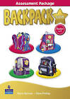 Backpack Gold Assessment Pack Book and M-Rom STR - 3 N/E Pack by Diane Pinkley, Mario Herrera (Mixed media product, 2010)