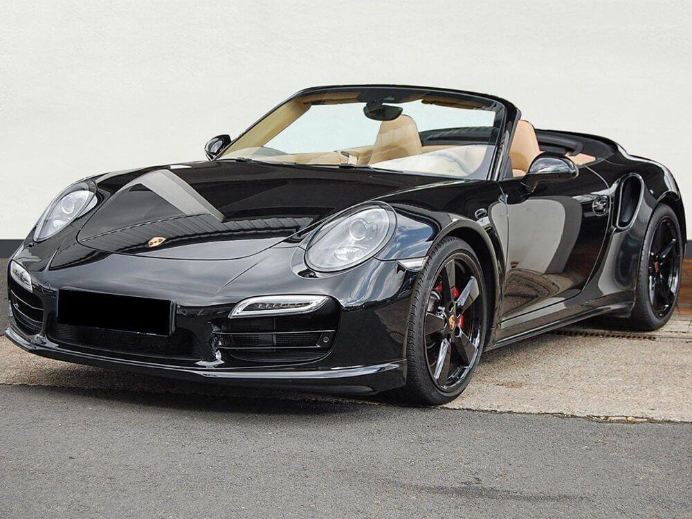 Porsche 911 Turbo 3,8 Cabriolet PDK 2d - 13.995 kr.