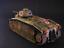 Tamiya-35282-French-Battle-Tank-B1-bis-1-35 miniature 5