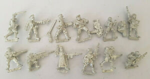 Multi-listing-Colonel-Schaeffer-039-s-Last-Chancers-metal-models-Imperial-Guard-OOP