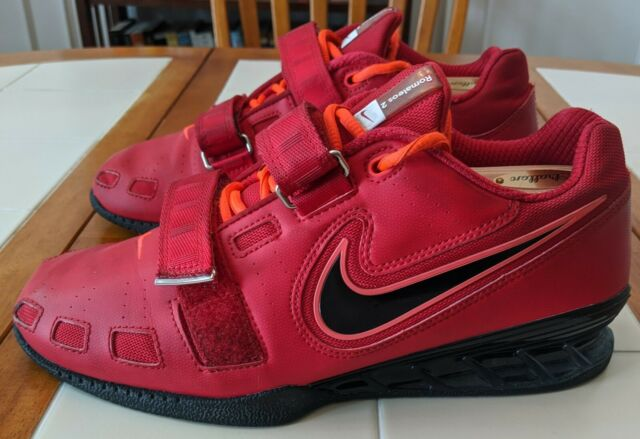 NIKE Romaleos 2  Weightlifting Powerlifting Shoes Gewichtheben Schuhe