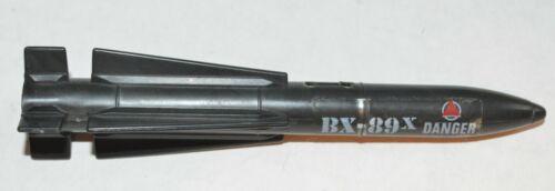 GI Joe SKYSTRIKER 1983 Grand missile bombe véhicule partie
