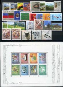 Liechtenstein-Jahrgang-2006-MiNr-1400-35-postfrisch-MNH-LS9103