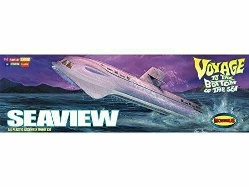 Moebius 808-1//350 Voyage to the Bottom of the Sea Seaview mmk808