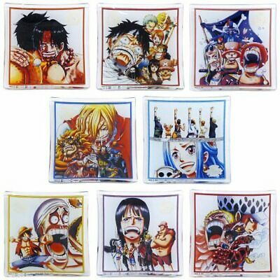 One Piece BANDAI Ichiban kuji Enies Lobby Glass plate TAKUMI 2019 Anime ODA