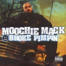 Moochie Mack - Broke Pimpin, CD