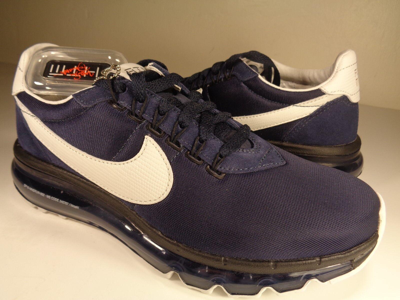 Nike air max: zero hiroshi fujiwara / white sz / / donne 8 (848624-410)