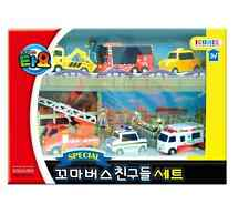 The Little Bus TAYO Special Set 6 pcs Toy Cars (Toto Cito Nuri Frank Pat Alice)