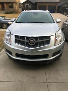 2011 Cadillac SRX Open to Offers!